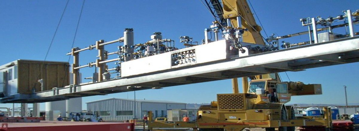 NV5 - LNG Truck Loading System for Grassroots Production Facility