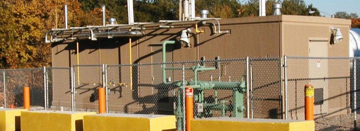 NV5 - High Pressure Regulator Station with Preheat