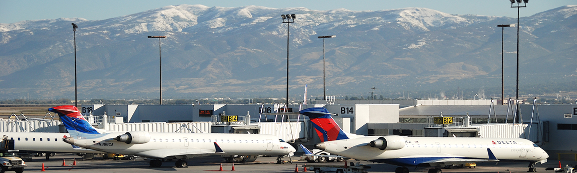 Salt Lake City International Airport Terminal Redevelopment Program