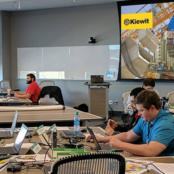 Kiewit University Training & Education Center