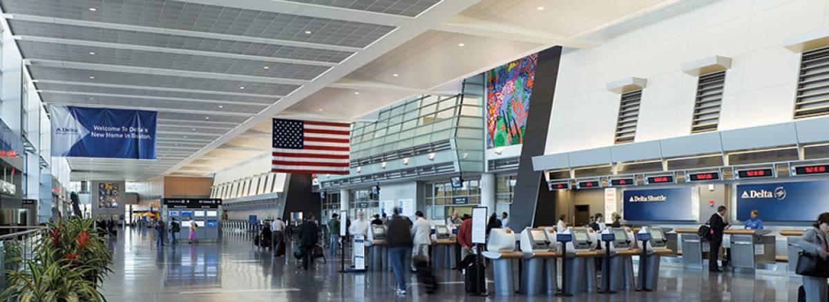 NV5 - Boston Logan Terminal A