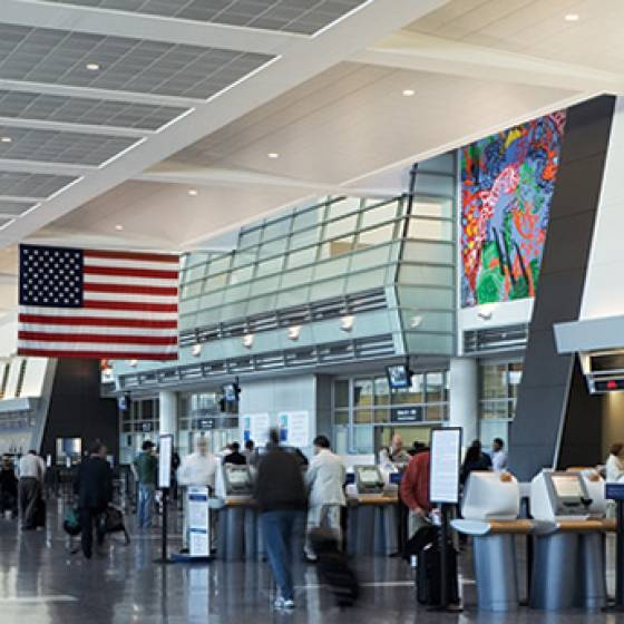 Boston Logan Airport Terminal A Redevelopment