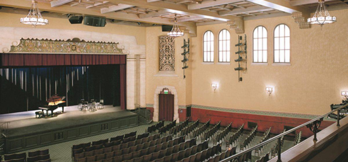 NV5 - Marjorie Luke Theatre