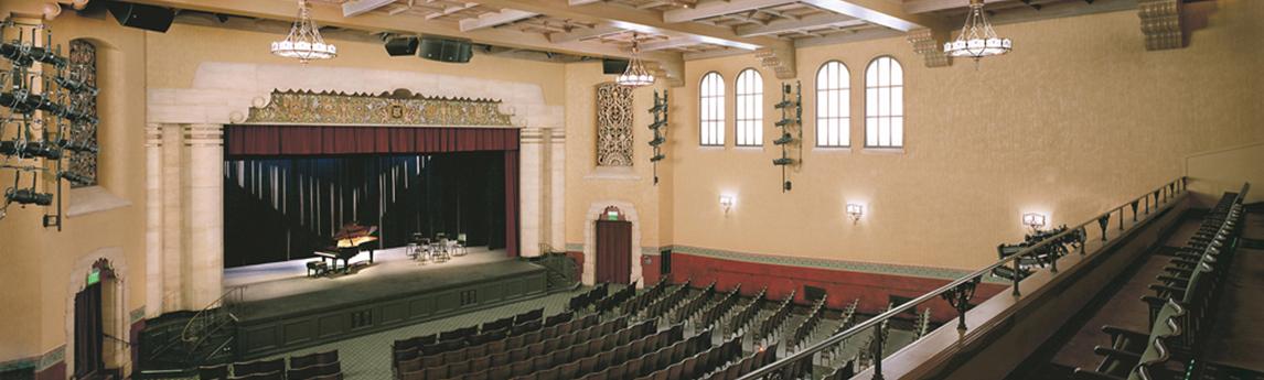 Marjorie Luke Theatre
