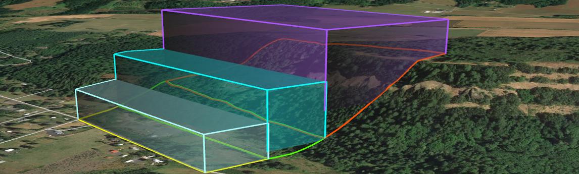 X-Rock Quarry Boundary Survey