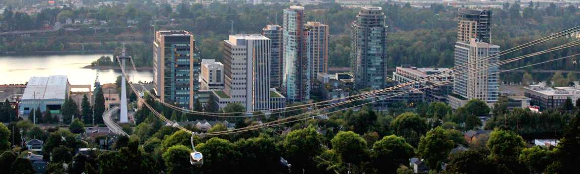 Portland South Waterfront Development
