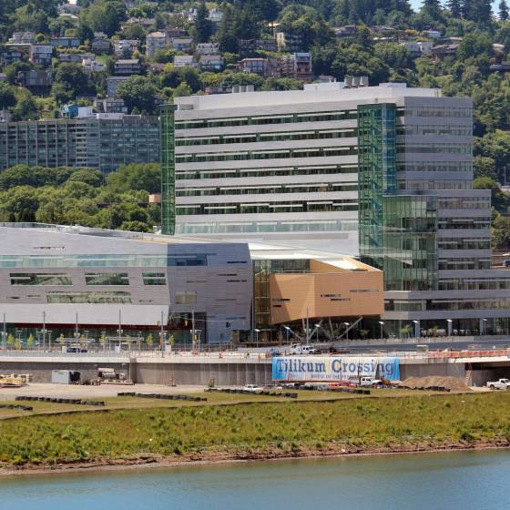 OHSU Collaborative Life Sciences Building