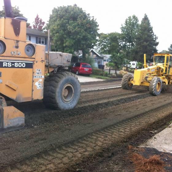 Oregon City Pavement Rehabilitation Program